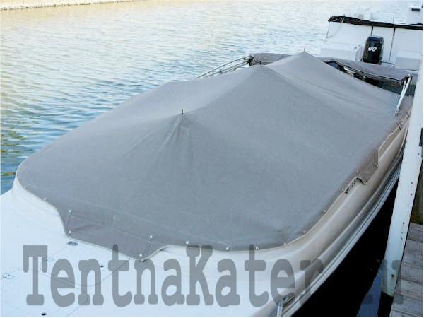 Стояночный тент для лодки